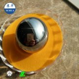 炭素鋼、クロム鋼、ボールベアリング100mm-200mmのためのステンレス鋼の大きい固体鋼球