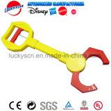 Giocattolo di plastica dell'arraffone dello strumento per la promozione del capretto