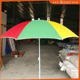 비치 파라솔 승진 옥외 우산 광고