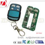 Zd-T008 Control remoto universal Duplcate código fijo / Aprendiendo a programar para el abridor de puerta