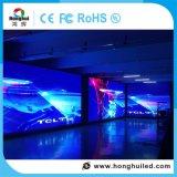 Visualización de LED a todo color de interior de HD P3 para el aeropuerto