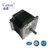 Alto motor de pasos de la precisión NEMA23 (57SHD0203-21B) con el ángulo del paso de progresión de 1.8 grados, motor de paso de progresión híbrido del funcionamiento liso para la máquina del CNC