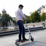 35km/h Vitesse adulte à deux roues scooter électrique vélo Kick la saleté