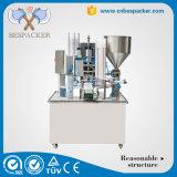 De automatische Vloeibare Verzegelende Machine van de Kop voor Water met Ce