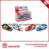 Heißes Verkauf kreatives Metall druckgegossenes Kart laufendes Auto-Spielzeug für Kinder