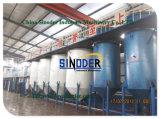 Proceso de refinado de aceite de palma de aceite de la línea de equipos de la refinería de petróleo Presser