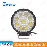 linterna de los militares de la lámpara del trabajo del carro LED del coche de 4inch 27W
