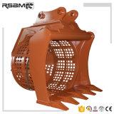 Le dépistage de godet rotatif Rsbm pour excavatrice
