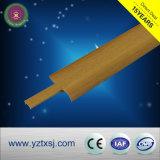 放出の床の装飾ライン幅木のプラスチック
