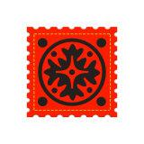 Personnalisé Logo en relief doux en caoutchouc de silicone écologique boire la coupe du PVC Coaster