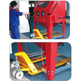 Sabbiatore elettrico della sabbia del Governo automatico su ordinazione dell'artificiere