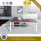 Таблица офиса офисной мебели грецкого ореха классицистическая деревянная (HX-NJ5032)
