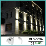 Iluminación al aire libre caliente de la pared de la venta 12W LED
