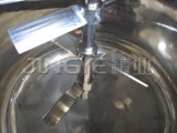 Электрический подогрев смесительный бак из нержавеющей стали
