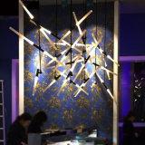 Sehr Form u. neue moderner Entwurfs-lebende Lampe, hängende Leuchter-Beleuchtung des Hotel-Projekt-LED für Gaststätte