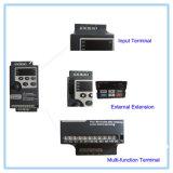 S800e 소형 사이즈 3 단계 0.75kw 1.5kw AC 드라이브 저주파 변환장치