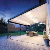 Regenschutz-Gewebe-Dach-einziehbarer PatioGazebo