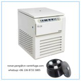 Velocidad de la centrifugadora de la capacidad grande del laboratorio refrigerada/que se refresca/centrifugadora fría