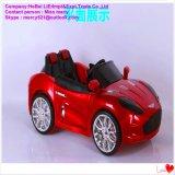 Новая игрушка батареи электрического автомобиля малышей конструкции 2017 управляемая