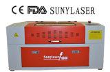 Machine de découpage de laser de Mini-640 Sunylaser pour l'art en verre