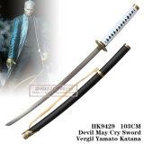 Um Pedaço Roronoa Zoro Shusui Katana Espada 104cm