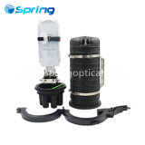 Gjs-Sp al aire libre03s FTTH divisor óptico Cúpula de caja de empalme de fibra óptica de clausura