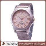 Мода Часы наручные часы без излишеств Quartz-Watch бизнеса