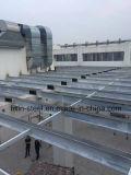 De Vervaardiging van het structurele Staal voor de Geprefabriceerde Bouw van het Pakhuis van de Workshop van het Metaal