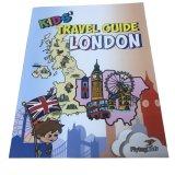 Impressão Softcover do livro da história inglesa das crianças, livro obrigatório perfeito