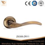Usine de Wenzhou bon prix de la poignée de verrouillage de levier de la porte du Cabinet (Z6192-ZR17)