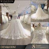 Custom Китай Vintage шарик платье свадебные платья