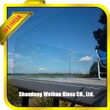 柵のためのセリウムによって承認される着色された緩和されたガラス10mm 12mmの価格