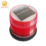 高い明るさライトセンサーの太陽こはく色か赤いLEDのストロボの警報灯