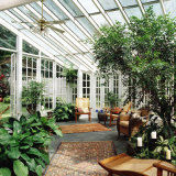 Sunroom superiore del metallo per il wintergarden