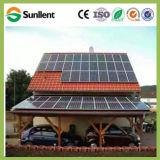 中国96V 100A情報処理機能をもったPWMの太陽料金のコントローラ