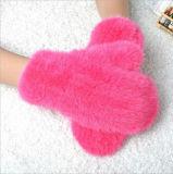 Детский мех Red Hat/костюм животных/Заяц меховые рукавицы для женщин