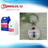 매력적인 유리제 액체 공간 에폭시 호박색 접착제 2개 부품 결정 Ab