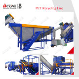 European standard Pet PE PP HP ABS PC recycling Machine