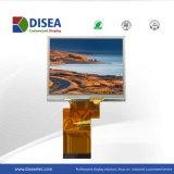 Module d'affichage TFT LCD 3,5 pouces 320x240 24 bit RVB 54broches 250cd/m2 Long FPC