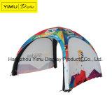 صنع وفقا لطلب الزّبون مسيكة قابل للنفخ قوس خيمة يعلن خيمة قابل للنفخ