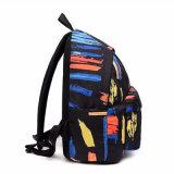 Signora Backpack Bag di svago quotidiano di modo piccola