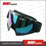 De aangepaste Blauwe Beschermende brillen van het Masker van het Gezicht van de Glazen van het Voorschrift van de Motorfiets Berijdende Volledige