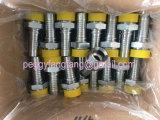 Guarniciones hidráulicas masculinas inoxidables 12611 de Jic Bsp del acero