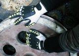 Résistant aux coupures Anti-Impact enrobés de nitrile Gants de travail pour le sauvetage