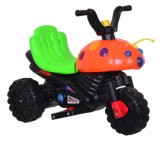 Motor eléctrico de las ventas al por mayor tres de la fábrica de las ruedas cuatro de las ruedas del escarabajo de los juguetes en línea de los niños