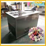 Solo la sartén con 6 bandejas de fruta de la máquina de helados utilizados con fines comerciales.