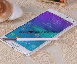 Note4 note 4 pour la cellule N910 N910p N910V des téléphones mobiles 4G de Samsung