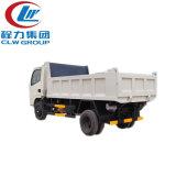 Foton 4X2の小さいダンプトラック