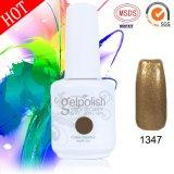 Gelpolis 15 мл УФ лак для ногтей марок мелочь цвет геля