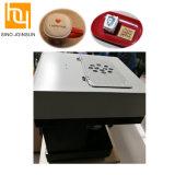 기계 커피 인쇄 기계를 인쇄하는 식용 잉크 인쇄 기계 커피